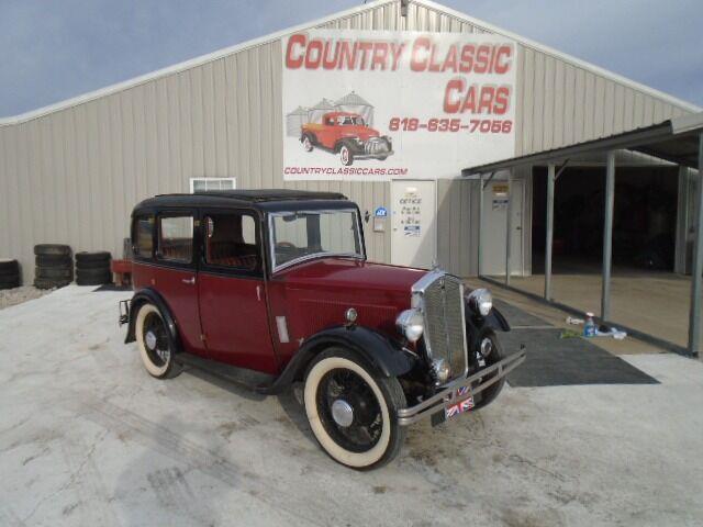 1932 Wolseley Hornet (CC-1430832) for sale in Staunton, Illinois