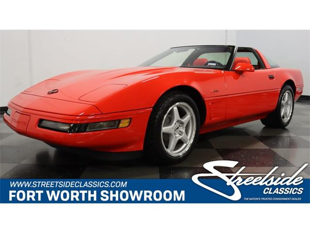 1995 Chevrolet Corvette (CC-1438320) for sale in Ft Worth, Texas