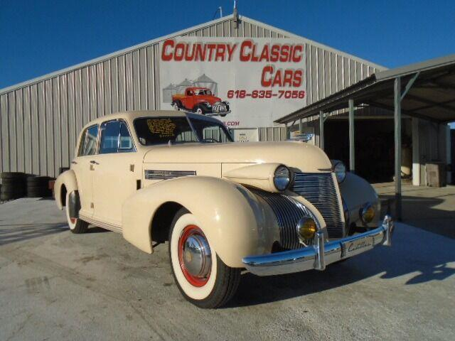 1939 Cadillac Series 60 (CC-1430833) for sale in Staunton, Illinois