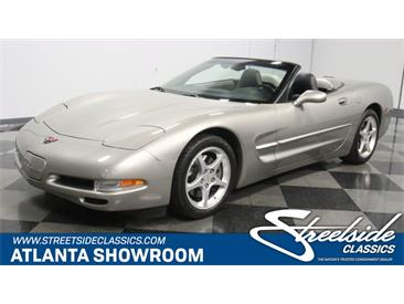 2002 Chevrolet Corvette (CC-1438332) for sale in Lithia Springs, Georgia
