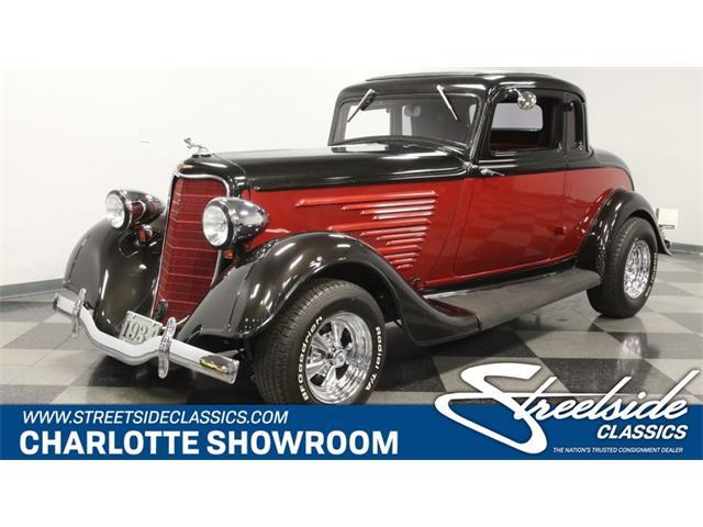 1934 Dodge 5-Window Coupe (CC-1438334) for sale in Concord, North Carolina