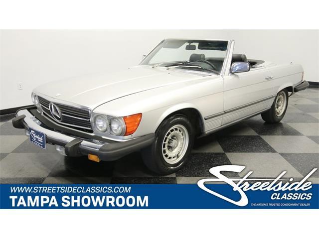 1980 Mercedes-Benz 450SL (CC-1438336) for sale in Lutz, Florida