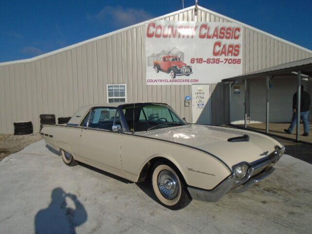 1962 Ford Thunderbird (CC-1430834) for sale in Staunton, Illinois
