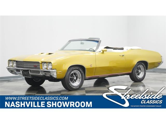 1971 Buick Gran Sport (CC-1438340) for sale in Lavergne, Tennessee