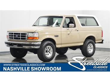 1994 Ford Bronco (CC-1438343) for sale in Lavergne, Tennessee