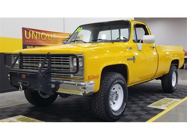 1984 Chevrolet Pickup (CC-1438347) for sale in Mankato, Minnesota