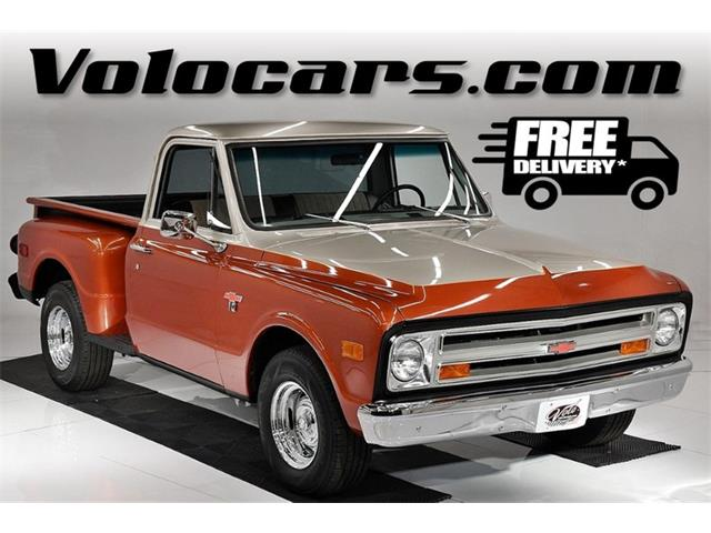 1968 Chevrolet C10 (CC-1438348) for sale in Volo, Illinois