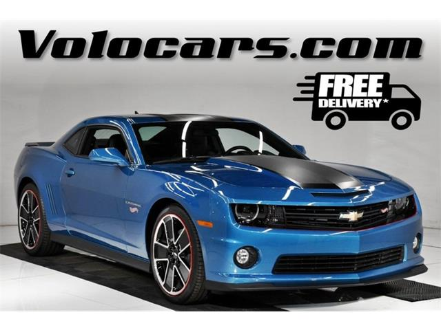 2013 Chevrolet Camaro (CC-1438349) for sale in Volo, Illinois