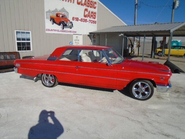 1963 Ford Galaxie (CC-1430835) for sale in Staunton, Illinois