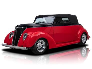 1937 Ford Cabriolet (CC-1438351) for sale in Charlotte, North Carolina