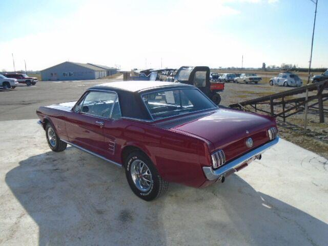 1966 Ford Mustang (CC-1430836) for sale in Staunton, Illinois