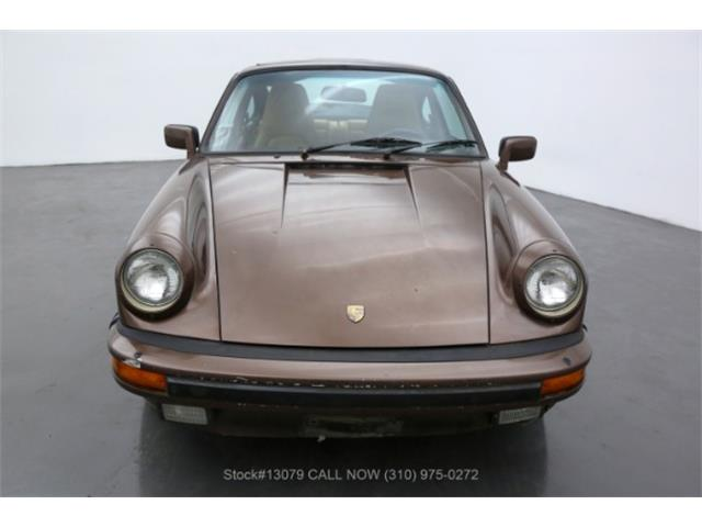 1985 Porsche Carrera (CC-1438361) for sale in Beverly Hills, California