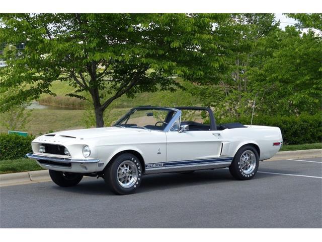 1968 Ford Mustang (CC-1438366) for sale in Greensboro, North Carolina