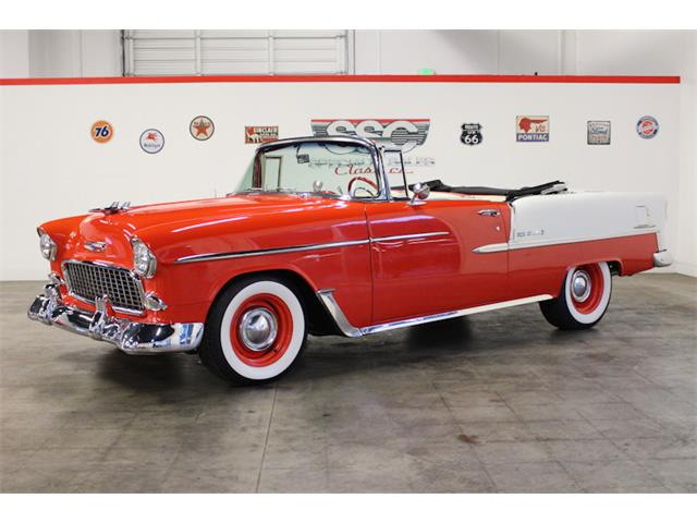 1955 Chevrolet Bel Air (CC-1438369) for sale in Fairfield, California