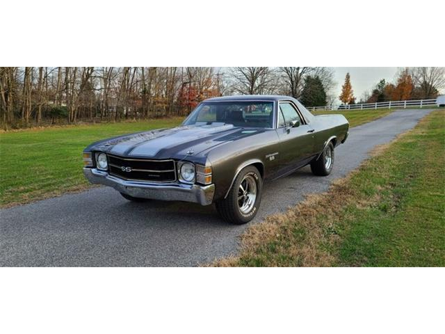 1971 Chevrolet El Camino (CC-1438374) for sale in Greensboro, North Carolina