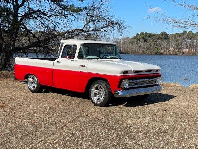 1962 Chevrolet C10 (CC-1438377) for sale in Greensboro, North Carolina