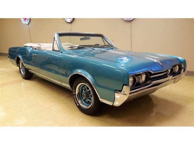 1967 Oldsmobile Cutlass (CC-1438378) for sale in Greensboro, North Carolina