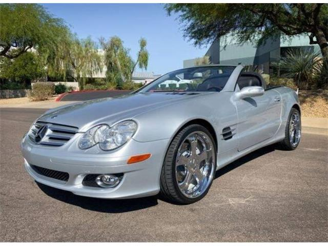 2007 Mercedes-Benz SL-Class (CC-1438381) for sale in Greensboro, North Carolina
