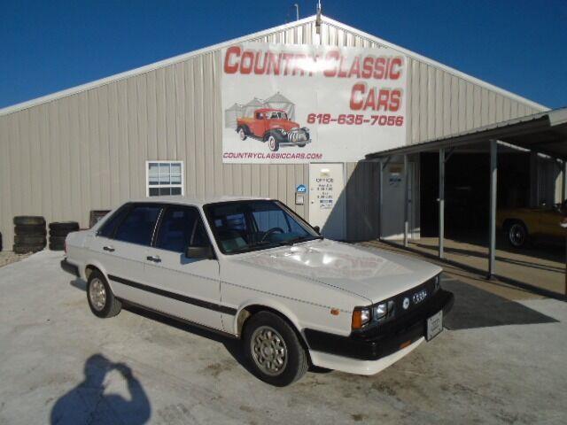 1984 Audi 4000 (CC-1430839) for sale in Staunton, Illinois