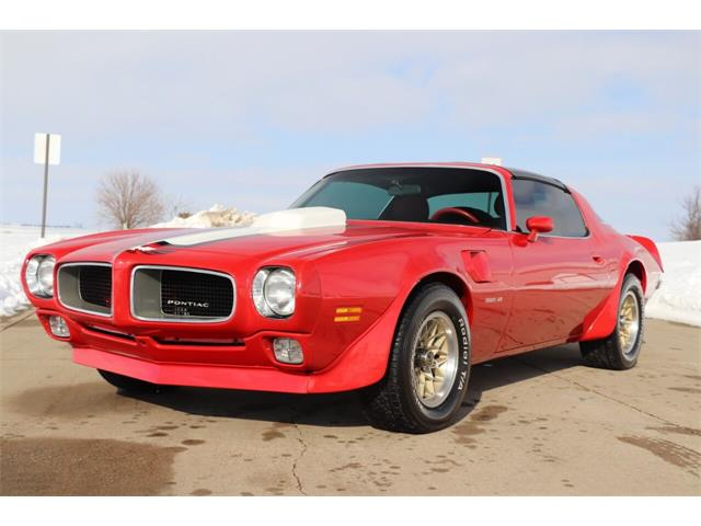 1978 Pontiac Firebird Trans Am (CC-1438394) for sale in Clarence, Iowa