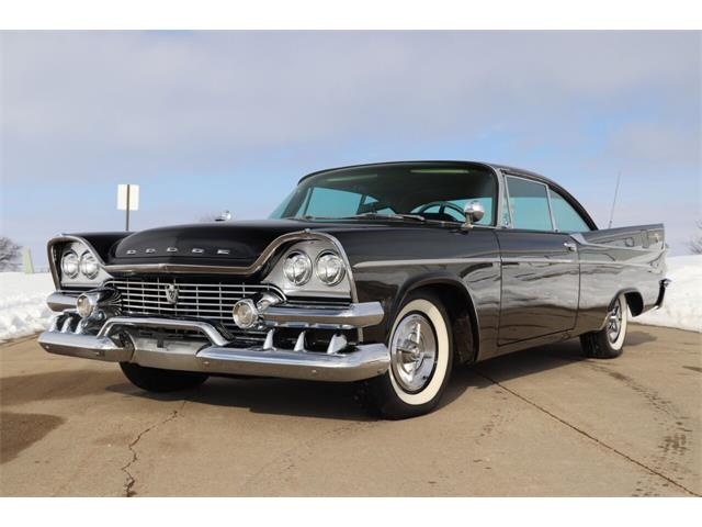 1958 Dodge Coronet (CC-1438396) for sale in Clarence, Iowa