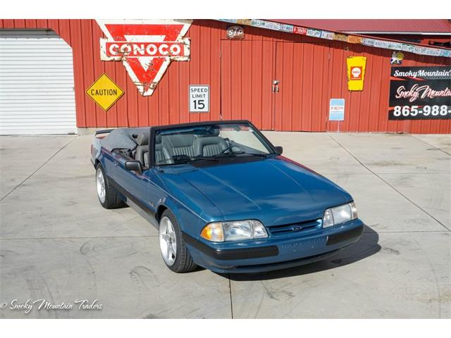 1989 Ford Mustang (CC-1438400) for sale in Lenoir City, Tennessee