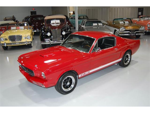 1966 Ford Mustang (CC-1438406) for sale in Rogers, Minnesota