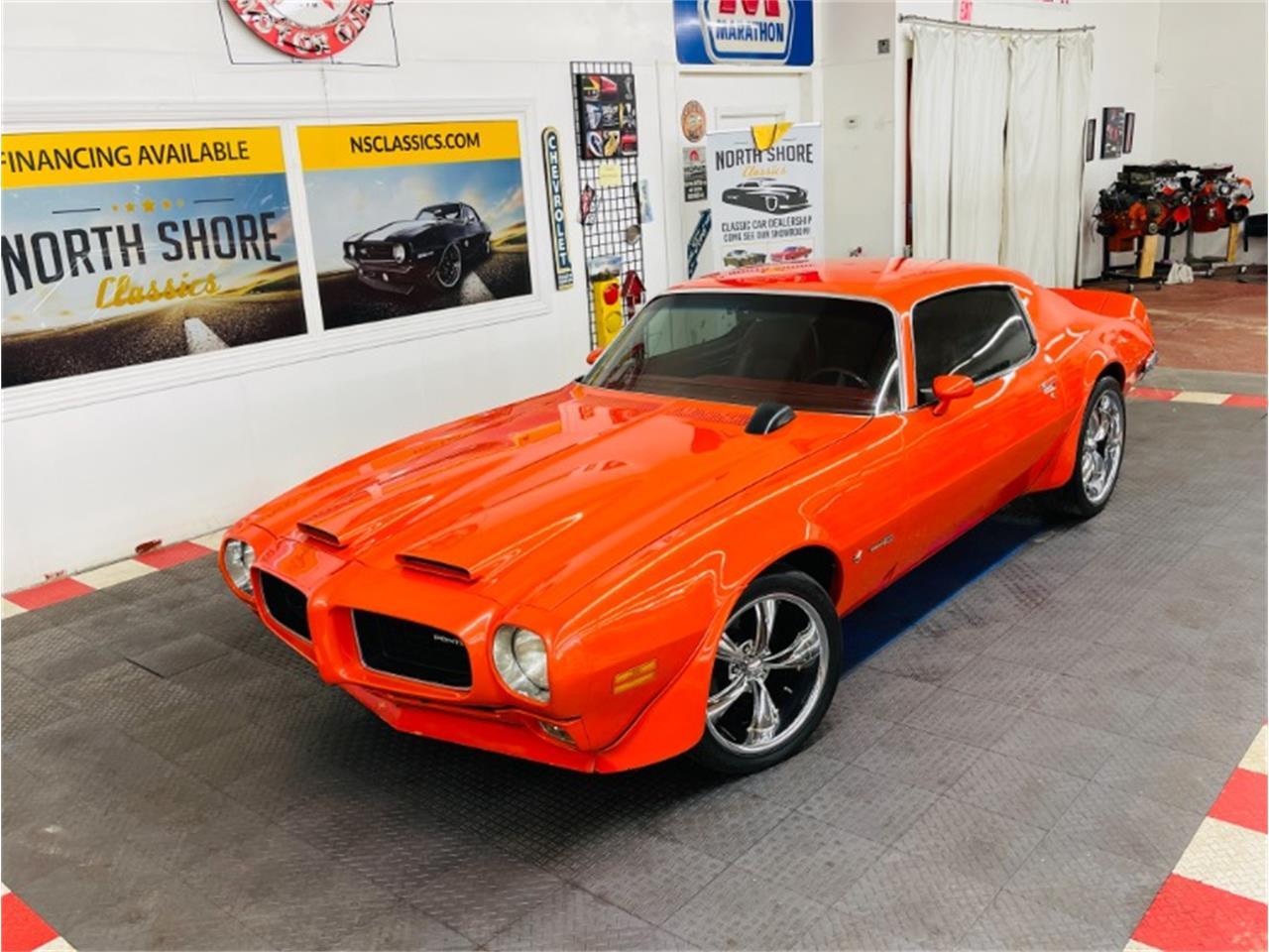 1973 Pontiac Firebird (CC-1438407) for sale in Mundelein, Illinois