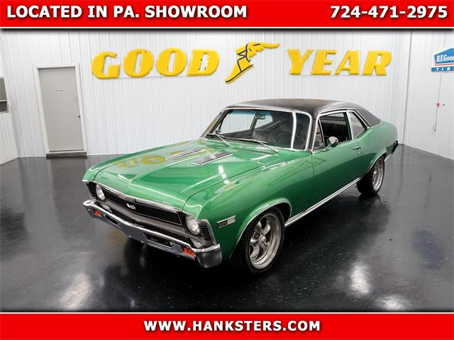 1968 Chevrolet Nova (CC-1438408) for sale in Homer City, Pennsylvania