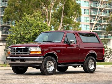 1996 Ford Bronco (CC-1438414) for sale in Marina Del Rey, California