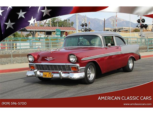 1956 Chevrolet Bel Air (CC-1438415) for sale in La Verne, California