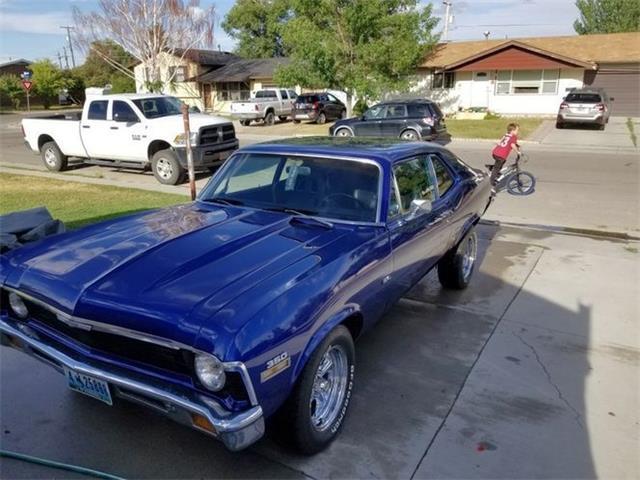 1970 Chevrolet Nova (CC-1438418) for sale in Cadillac, Michigan