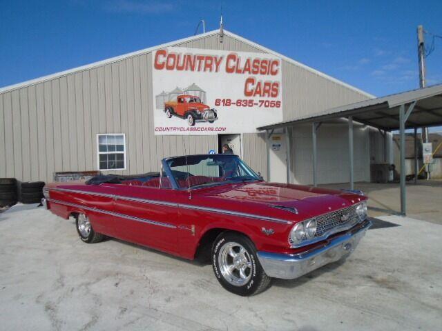 1963 Ford Galaxie 500 (CC-1430842) for sale in Staunton, Illinois