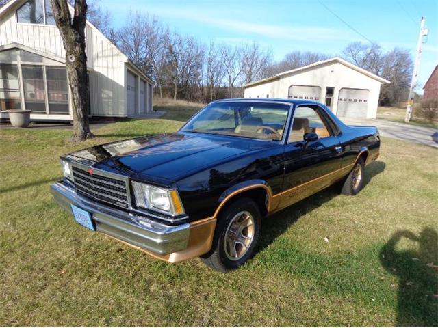 1979 Chevrolet El Camino (CC-1438420) for sale in Cadillac, Michigan