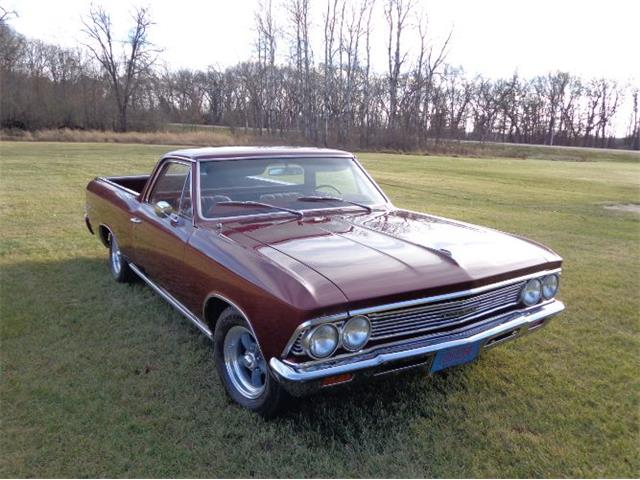 1966 Chevrolet El Camino (CC-1438422) for sale in Cadillac, Michigan