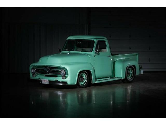1955 Ford F100 (CC-1438424) for sale in Cadillac, Michigan