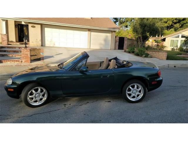 1999 Mazda Miata (CC-1438428) for sale in Cadillac, Michigan