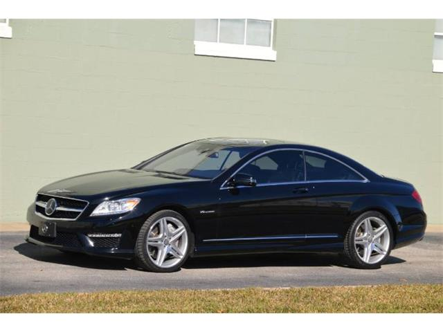 2011 Mercedes-Benz CL63 (CC-1438429) for sale in Cadillac, Michigan