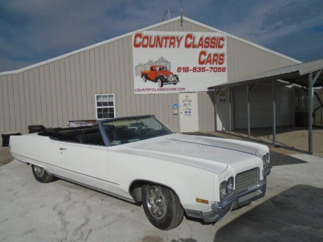 1970 Oldsmobile 98 (CC-1430843) for sale in Staunton, Illinois