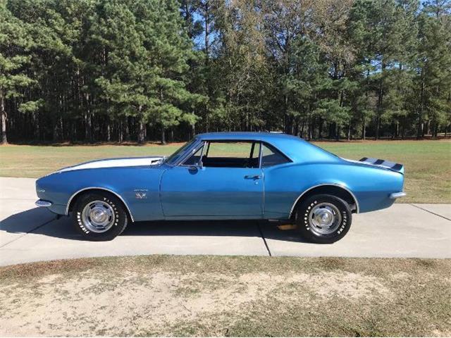 1967 Chevrolet Camaro (CC-1438433) for sale in Cadillac, Michigan
