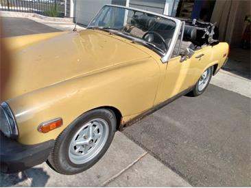 1976 MG Midget (CC-1438434) for sale in Cadillac, Michigan