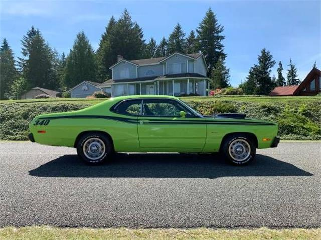 1973 Plymouth Duster (CC-1438438) for sale in Cadillac, Michigan