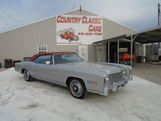 1976 Cadillac Eldorado (CC-1430844) for sale in Staunton, Illinois