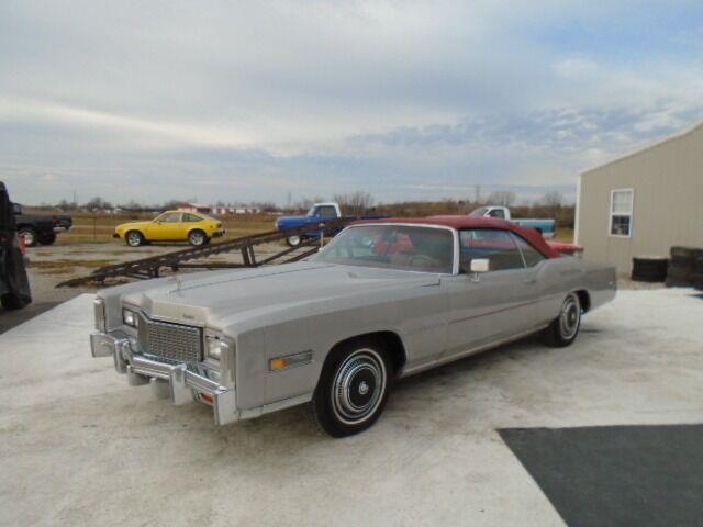 1976 Cadillac Eldorado (CC-1430844) for sale in Staunton, Illinois