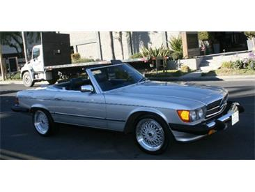 1982 Mercedes-Benz 380SL (CC-1438440) for sale in Cadillac, Michigan