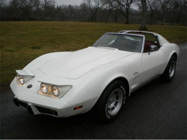 1976 Chevrolet Corvette (CC-1438441) for sale in Cadillac, Michigan