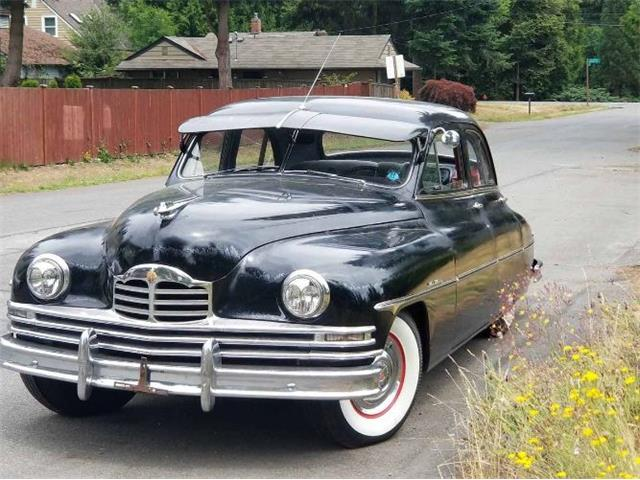 1950 Packard Eight (CC-1438443) for sale in Cadillac, Michigan
