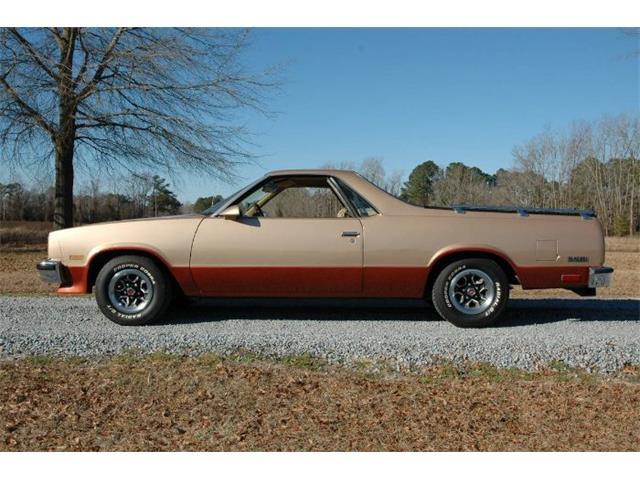 1986 Chevrolet El Camino (CC-1438445) for sale in Cadillac, Michigan