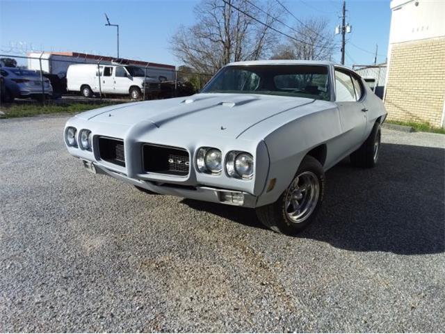 1970 Pontiac GTO (CC-1438447) for sale in Cadillac, Michigan