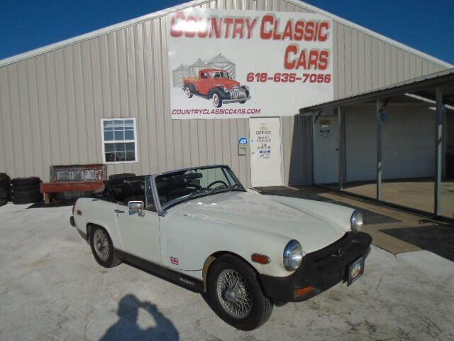 1976 MG Midget (CC-1430845) for sale in Staunton, Illinois